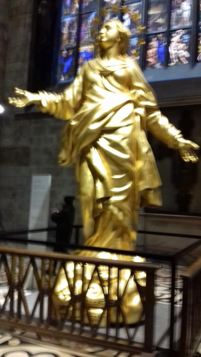 gouden beeld