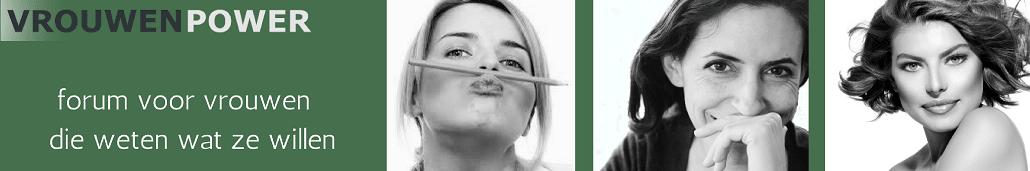 Vrouwenpower – forum voor vrouwen die weten wat ze willen