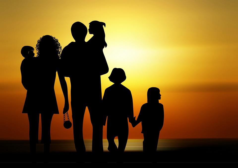 dag van het gezin