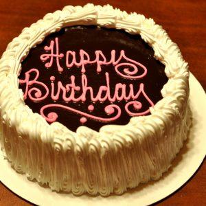 verjaardagen vieren