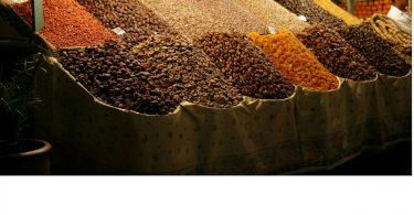 ongezouten noten