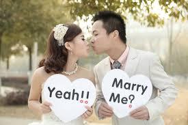 trouwen voor de wet