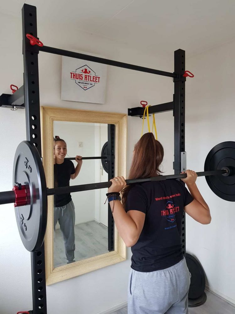 lichaamsgewicht oefeningen