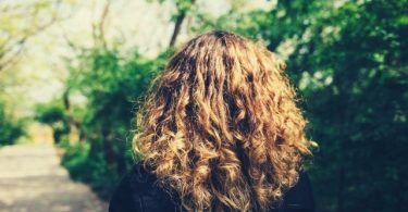 gekrulde haren