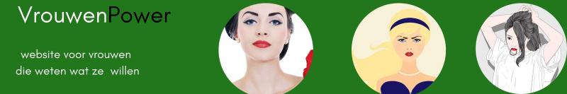 Vrouwenpower - website voor vrouwen die weten wat ze willen